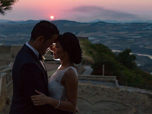 Il matrimonio di Luca e Cristina a Canicattì, Agrigento 32