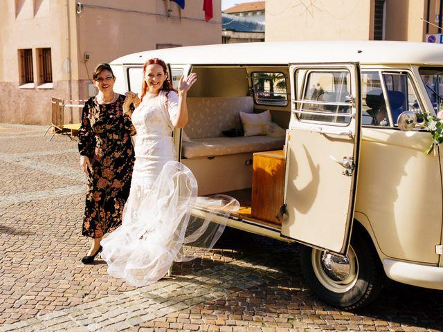 Il matrimonio di Robi e Zsuzsi a Albano Sant'Alessandro, Bergamo 9