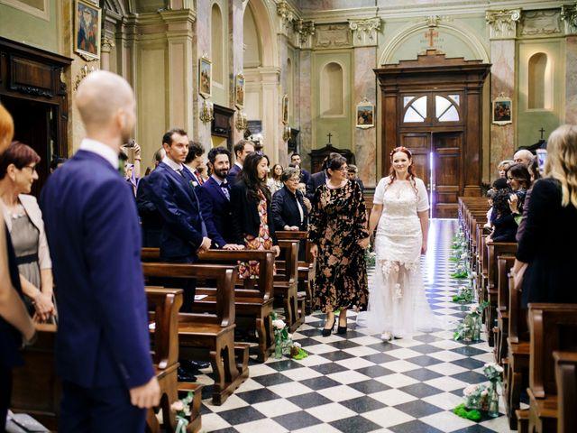 Il matrimonio di Robi e Zsuzsi a Albano Sant'Alessandro, Bergamo 10