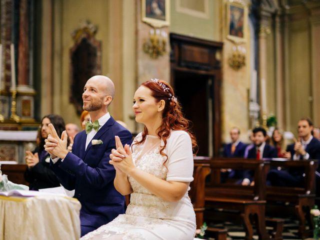 Il matrimonio di Robi e Zsuzsi a Albano Sant'Alessandro, Bergamo 12