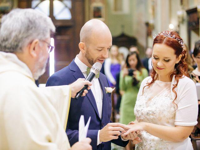 Il matrimonio di Robi e Zsuzsi a Albano Sant'Alessandro, Bergamo 13