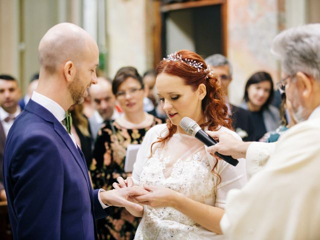 Il matrimonio di Robi e Zsuzsi a Albano Sant'Alessandro, Bergamo 14