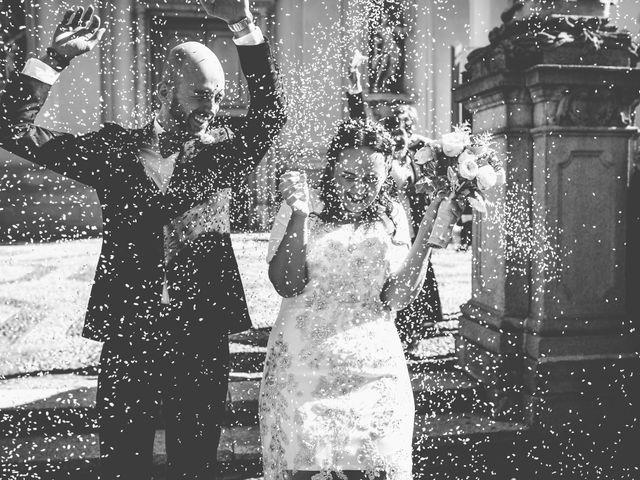 Il matrimonio di Robi e Zsuzsi a Albano Sant'Alessandro, Bergamo 17