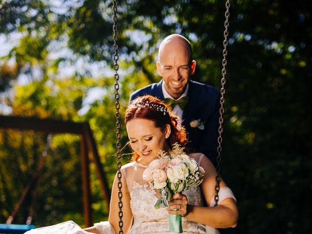 Il matrimonio di Robi e Zsuzsi a Albano Sant'Alessandro, Bergamo 20