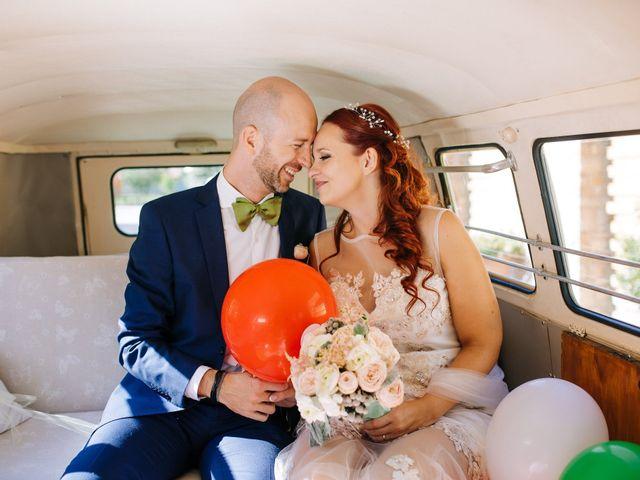 Il matrimonio di Robi e Zsuzsi a Albano Sant'Alessandro, Bergamo 21