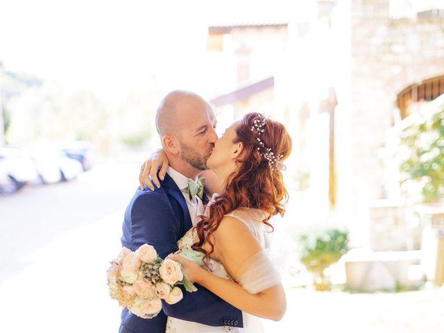 Il matrimonio di Robi e Zsuzsi a Albano Sant'Alessandro, Bergamo 35