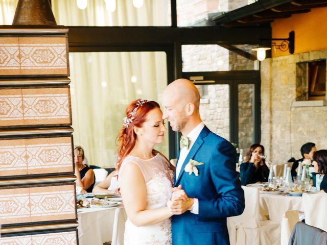 Il matrimonio di Robi e Zsuzsi a Albano Sant'Alessandro, Bergamo 38