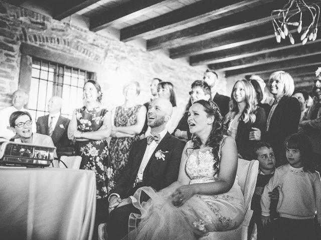 Il matrimonio di Robi e Zsuzsi a Albano Sant'Alessandro, Bergamo 40