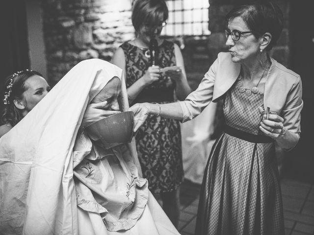 Il matrimonio di Robi e Zsuzsi a Albano Sant'Alessandro, Bergamo 45