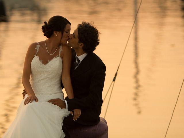 Le nozze di Alessandra e Silvio