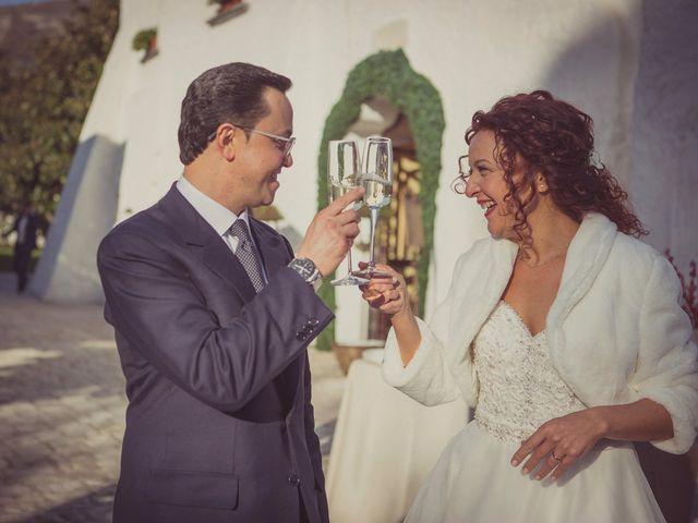Le nozze di Carmelina e Mennato