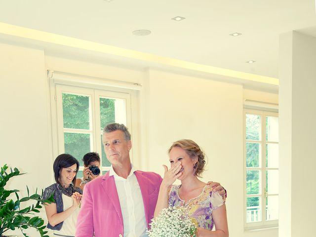 Il matrimonio di David e Valentina a Parma, Parma 31