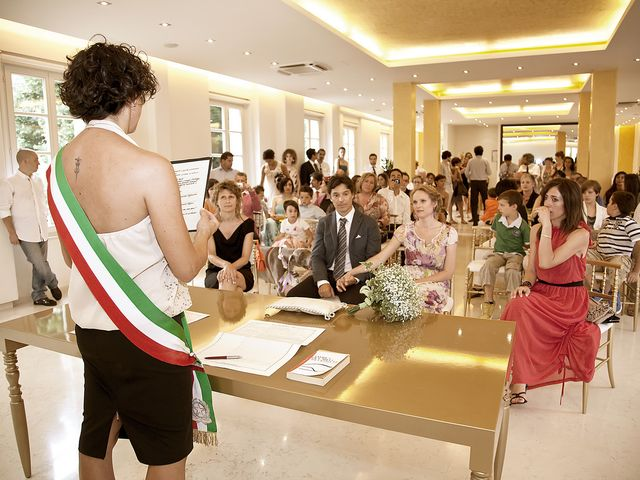 Il matrimonio di David e Valentina a Parma, Parma 1