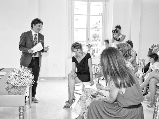 Il matrimonio di David e Valentina a Parma, Parma 46