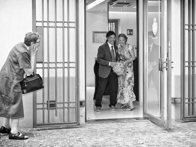 Il matrimonio di David e Valentina a Parma, Parma 67
