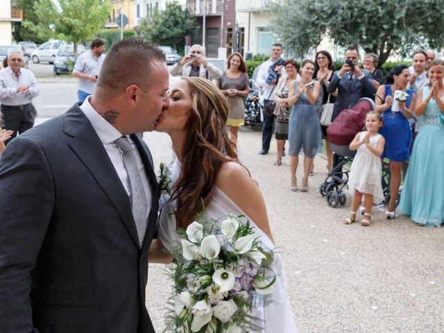 Il matrimonio di Manuel e Gabriella a Ravenna, Ravenna 15