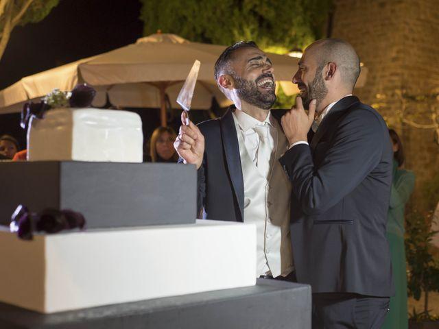 le nozze di Filippo e Alessandro