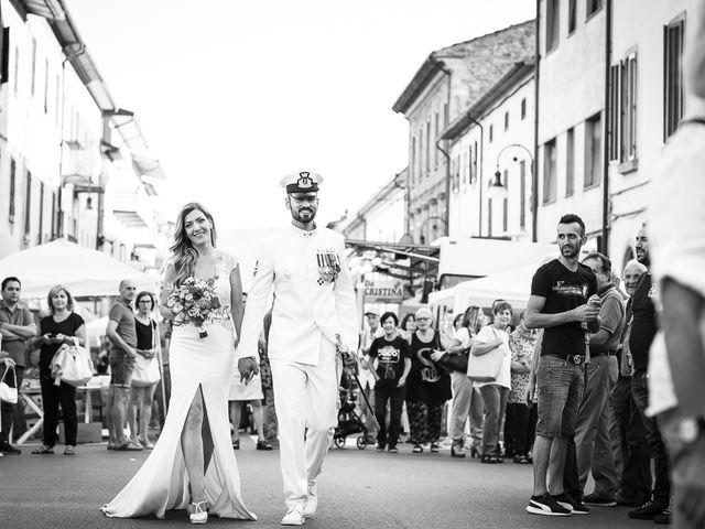 Il matrimonio di Michele e Antonella a Bibbiena, Arezzo 9