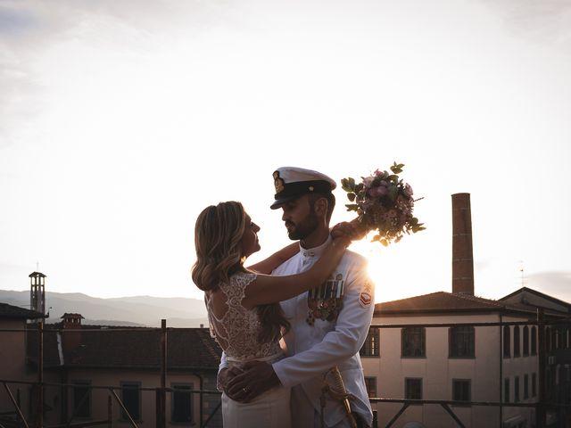 Il matrimonio di Michele e Antonella a Bibbiena, Arezzo 12