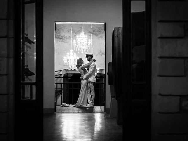 Il matrimonio di Michele e Antonella a Bibbiena, Arezzo 20