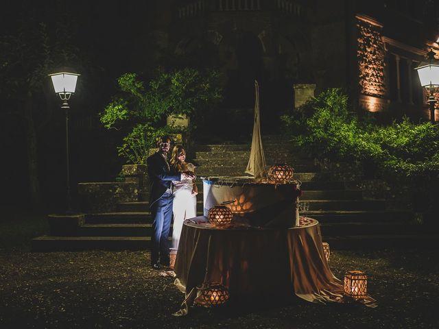 Il matrimonio di Michele e Antonella a Bibbiena, Arezzo 21