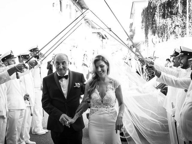 Il matrimonio di Michele e Antonella a Bibbiena, Arezzo 22