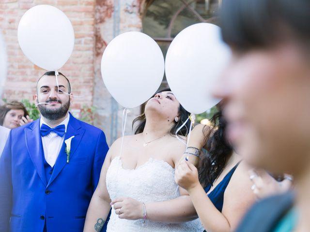 Il matrimonio di Ciro e Giusy a Torre de' Picenardi, Cremona 1