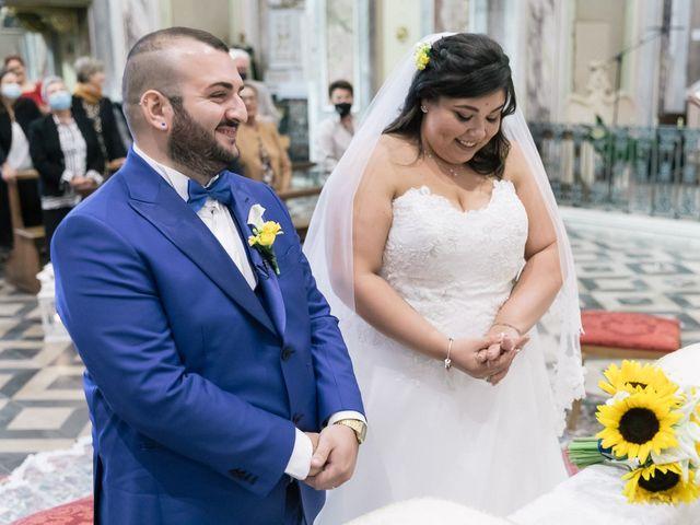 Il matrimonio di Ciro e Giusy a Torre de' Picenardi, Cremona 6