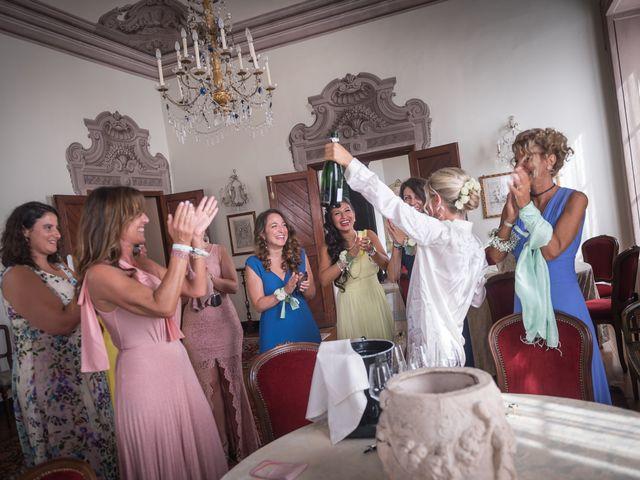 Il matrimonio di Caterina e Edoardo a Sestri Levante, Genova 9
