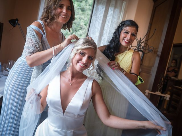 Il matrimonio di Caterina e Edoardo a Sestri Levante, Genova 15