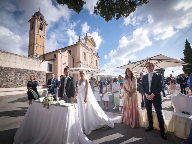 Il matrimonio di Caterina e Edoardo a Sestri Levante, Genova 18