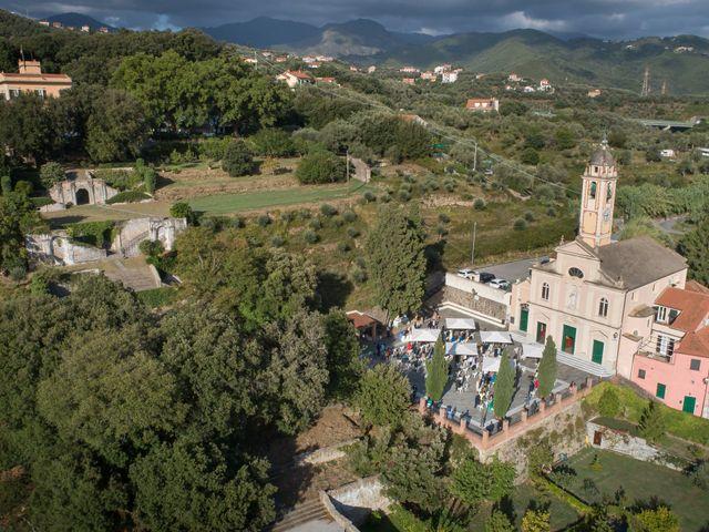 Il matrimonio di Caterina e Edoardo a Sestri Levante, Genova 23