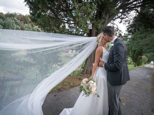 Il matrimonio di Caterina e Edoardo a Sestri Levante, Genova 27