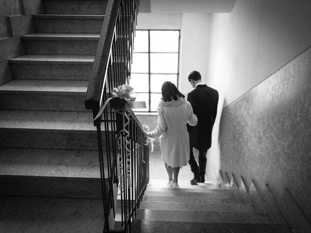 Il matrimonio di stefano e lorenza a Settimo Torinese, Torino 10