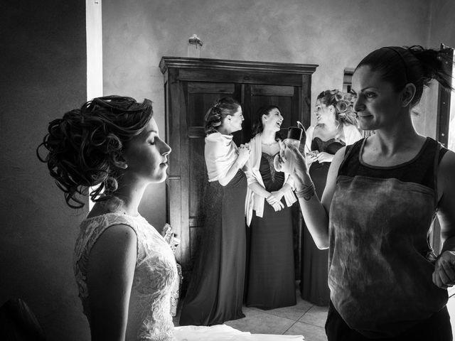 Il matrimonio di stefano e lorenza a Settimo Torinese, Torino 12