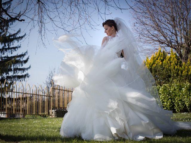 Il matrimonio di stefano e lorenza a Settimo Torinese, Torino 18