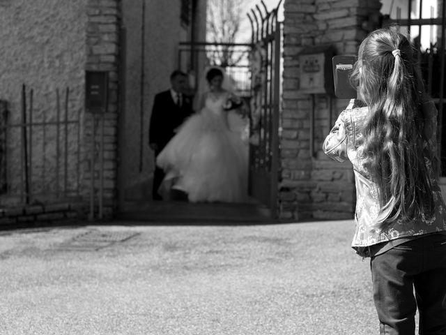 Il matrimonio di stefano e lorenza a Settimo Torinese, Torino 19