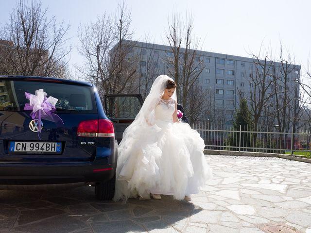 Il matrimonio di stefano e lorenza a Settimo Torinese, Torino 22