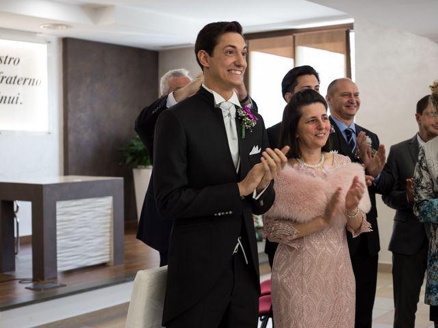 Il matrimonio di stefano e lorenza a Settimo Torinese, Torino 23
