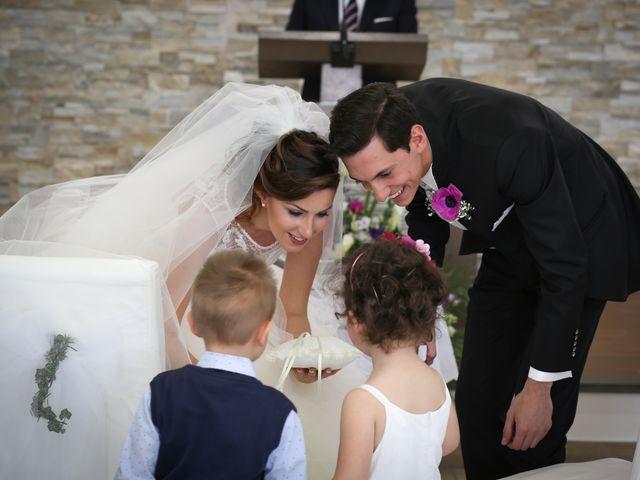 Il matrimonio di stefano e lorenza a Settimo Torinese, Torino 25
