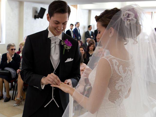Il matrimonio di stefano e lorenza a Settimo Torinese, Torino 26