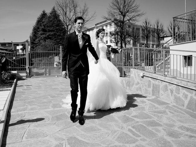 Il matrimonio di stefano e lorenza a Settimo Torinese, Torino 27