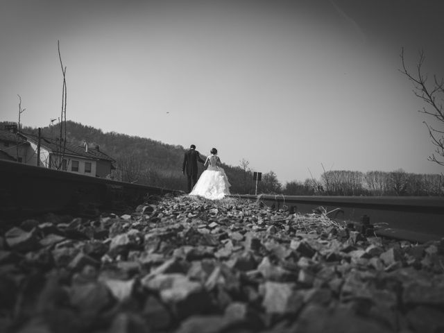 Il matrimonio di stefano e lorenza a Settimo Torinese, Torino 30