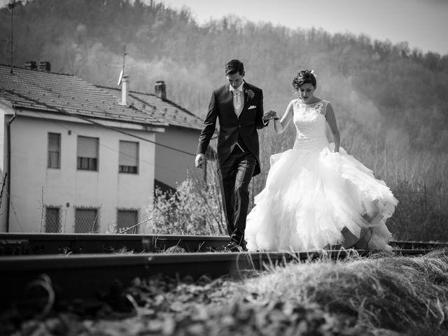 Il matrimonio di stefano e lorenza a Settimo Torinese, Torino 31