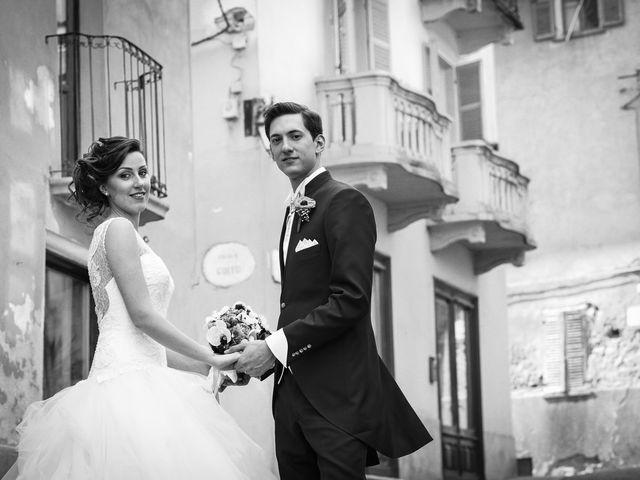 Il matrimonio di stefano e lorenza a Settimo Torinese, Torino 33