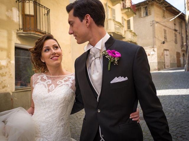 Il matrimonio di stefano e lorenza a Settimo Torinese, Torino 34