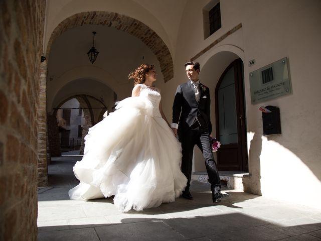 Il matrimonio di stefano e lorenza a Settimo Torinese, Torino 35
