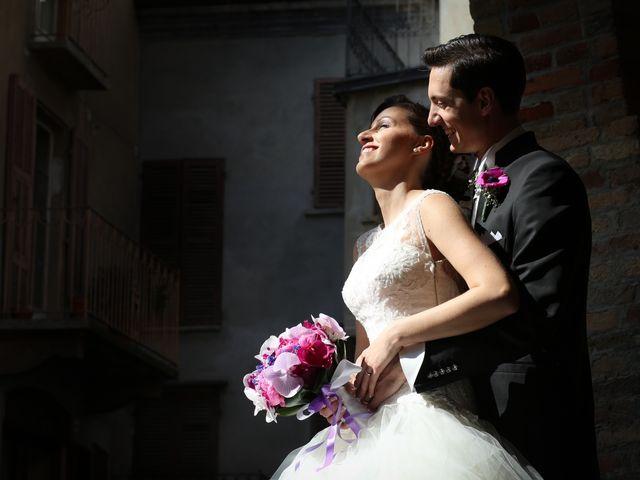 Il matrimonio di stefano e lorenza a Settimo Torinese, Torino 36