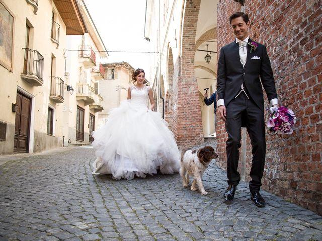 Il matrimonio di stefano e lorenza a Settimo Torinese, Torino 37