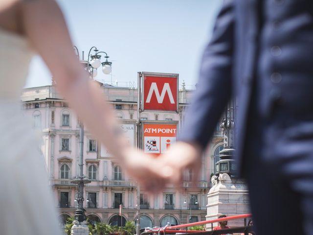 Il matrimonio di Tommaso e Eleonora a Milano, Milano 18